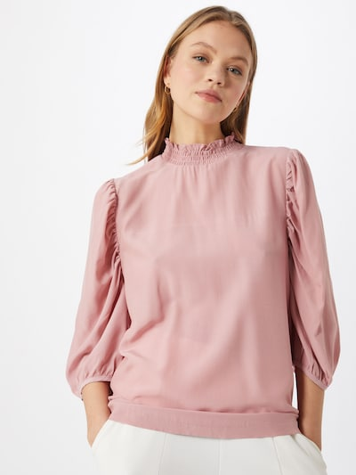 SISTERS POINT Bluse 'GUBI' in rosa, Modelansicht