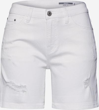 EDC BY ESPRIT Jeansshorts in weiß, Produktansicht