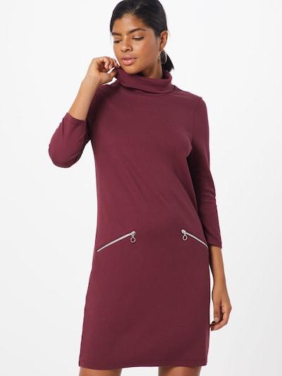 ABOUT YOU Kleid 'Hilka' in bordeaux, Modelansicht