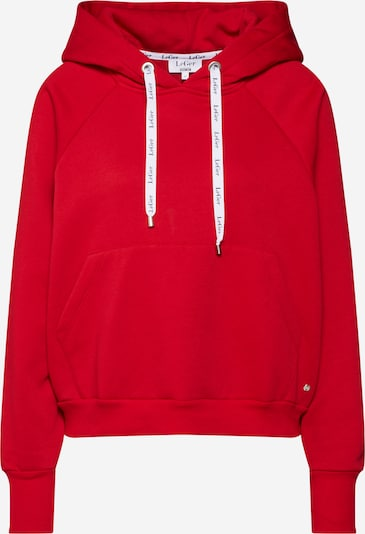 LeGer by Lena Gercke Hoodie 'Hayley' in rot, Produktansicht