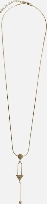 PIECES Lange Halskette