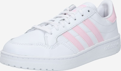 ADIDAS ORIGINALS Sneaker 'Team Court' in pink / weiß, Produktansicht