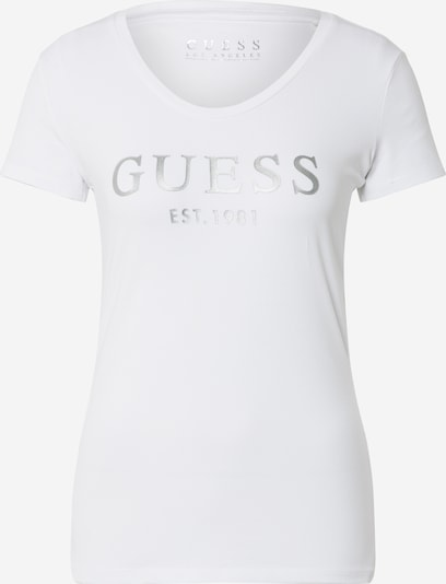 GUESS Shirt in weiß, Produktansicht