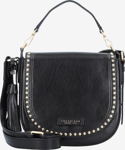 The Bridge Handtasche in schwarz, Produktansicht