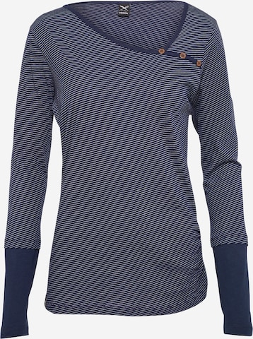 Iriedaily Tričko - Modrá