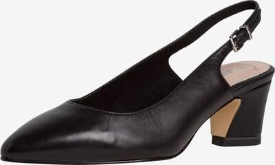 TAMARIS Slingpumps in schwarz, Produktansicht