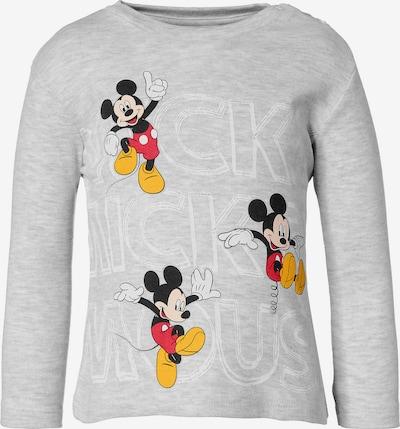 DISNEY Mickey Mouse & friends Langarmshirt in grau, Produktansicht