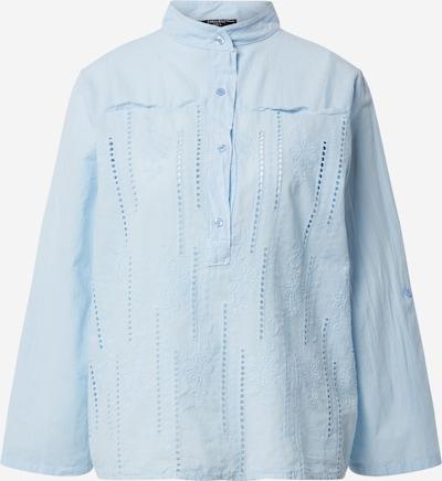 ZABAIONE Bluza 'Kalu' | modra barva, Prikaz izdelka