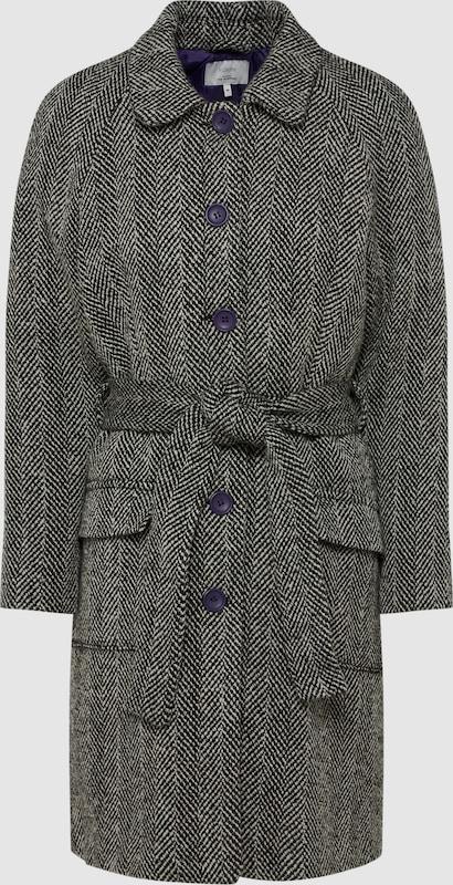 NÜMPH NÜMPH NÜMPH Mantel 'Eirian' in schwarz  Markenkleidung für Männer und Frauen 4af64a
