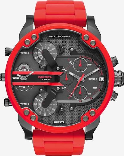 DIESEL Uhr 'DZ7370' in rot / schwarz, Produktansicht