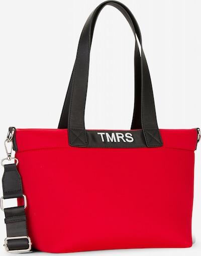 TAMARIS Shopper 'Almira' in hellrot / schwarz, Produktansicht