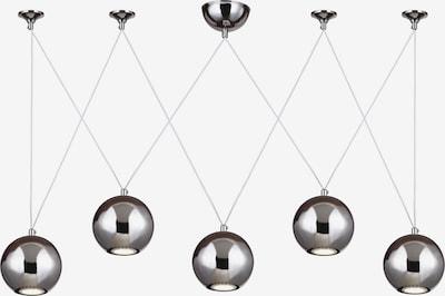 FAVOURITE Plafondlamp 'Giallo' in de kleur Zilver, Productweergave