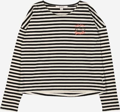 GARCIA T-Shirt in schwarz / weiß, Produktansicht