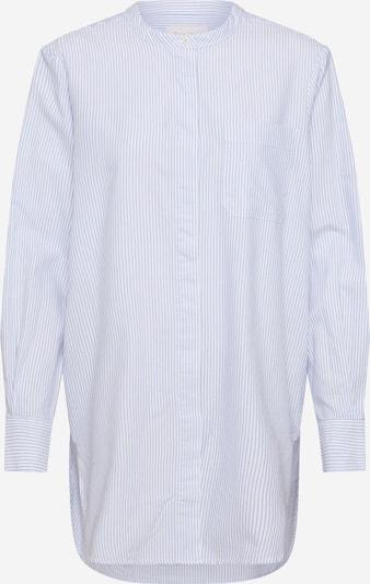 Part Two Bluse 'LuluPW SH' in hellblau / weiß, Produktansicht