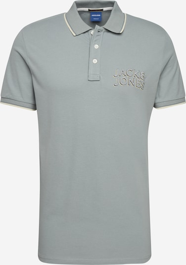 JACK & JONES Shirt in dunkelgrün, Produktansicht