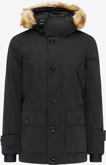 TUFFSKULL Winterjas in de kleur Zwart, Productweergave