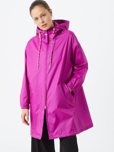 g-lab Tussenmantel 'SONAR' in de kleur Pink, Modelweergave