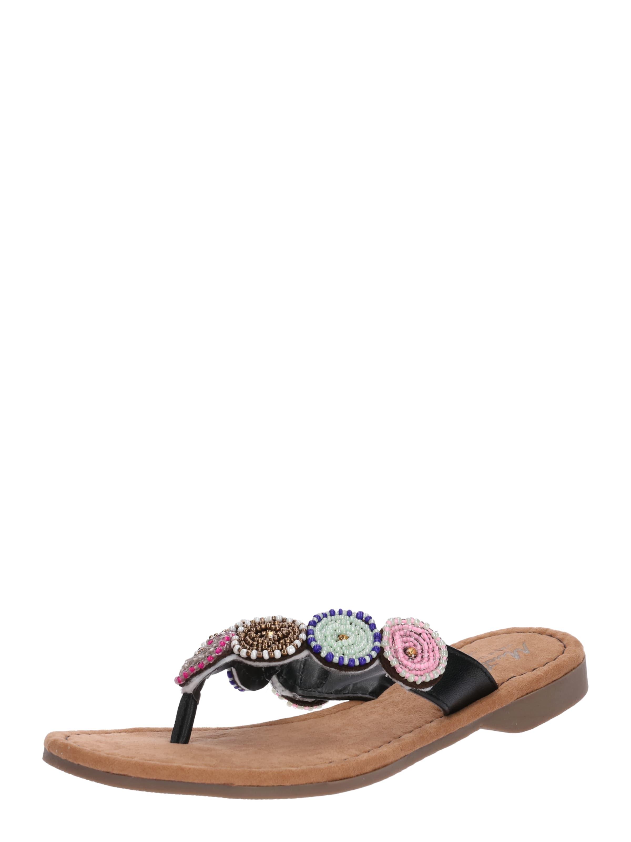 Haltbare Mode billige Schuhe MUSTANG | Zehentrenner Schuhe Schuhe Zehentrenner Gut getragene Schuhe 6c9cde