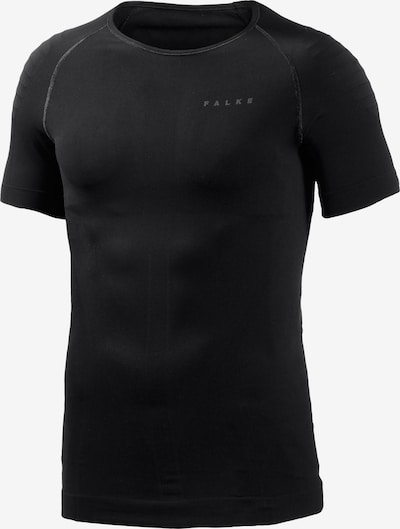 FALKE Funktionsshirt in schwarz, Produktansicht