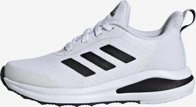 ADIDAS PERFORMANCE Sportschoen 'FortaRun' in de kleur Zwart / Wit, Productweergave