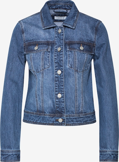 EDITED Jacke 'Cece' in blue denim, Produktansicht