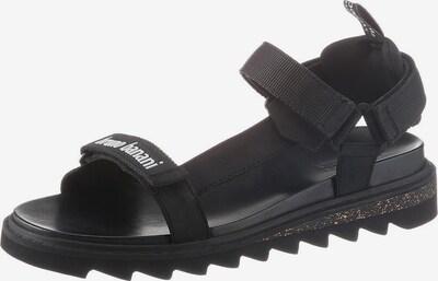 BRUNO BANANI Sandale in schwarz, Produktansicht