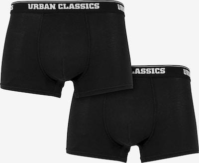 Urban Classics Boxerky - čierna / biela, Produkt