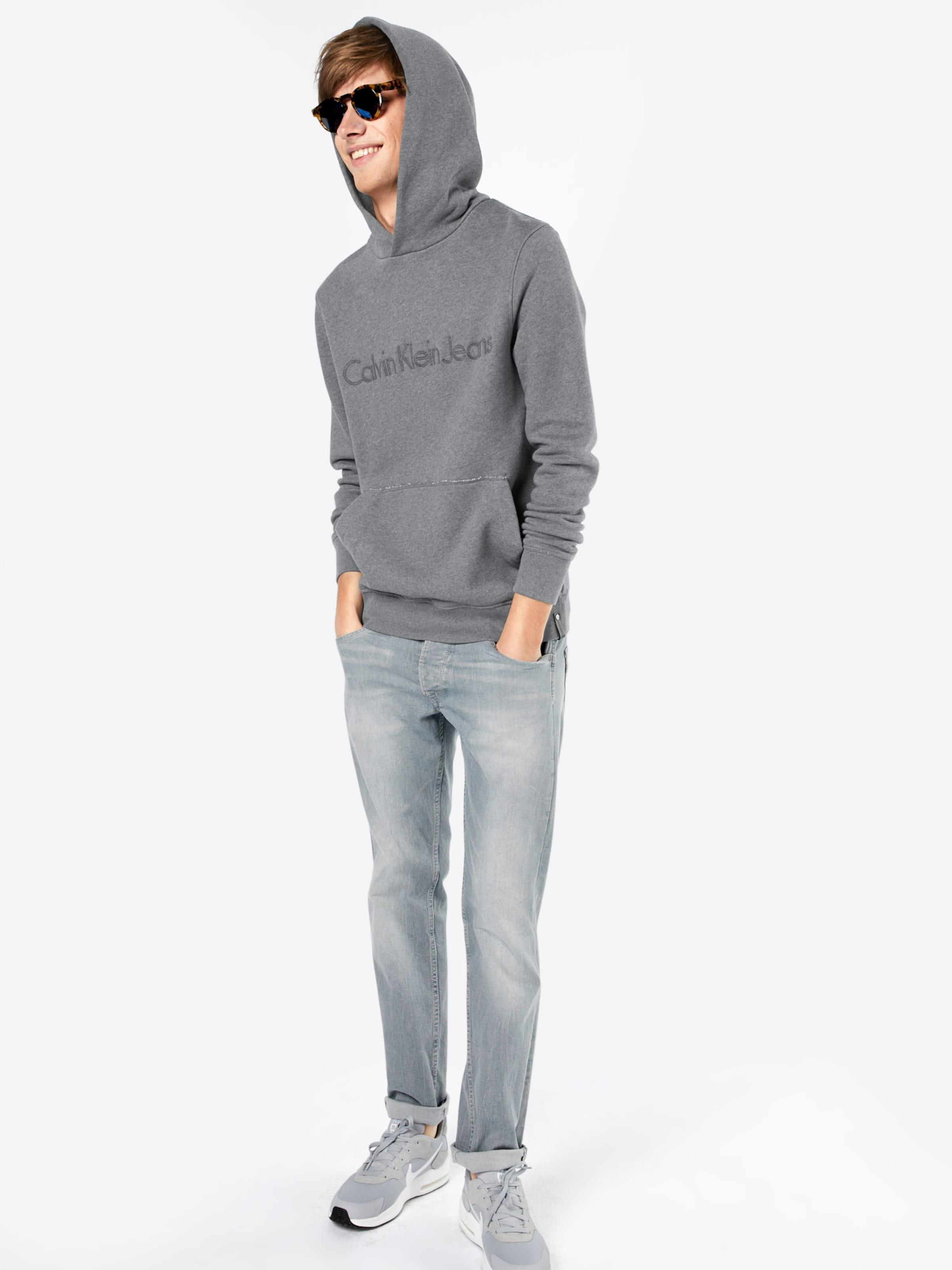 Calvin Klein Jeans Hoodie 'HARPO 2 SLIM' Offizielle Online Günstig Kaufen Browse Billig Verkaufen Viele Arten Von Billig Erstaunlicher Preis D3DqR7LHo