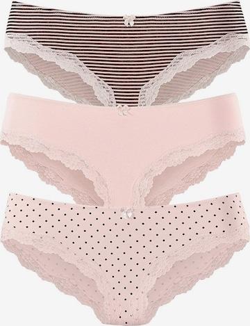 LASCANA Panty in Grey