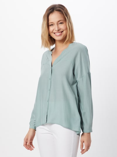 ABOUT YOU Blouse 'Doro' in de kleur Mintgroen, Modelweergave