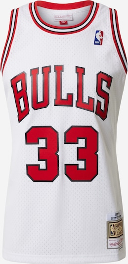 Mitchell & Ness Trikot 'NBA SWINGMAN JERSEY' - červená / bílá, Produkt