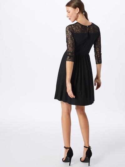 Kokteilinė suknelė 'Auguste' iš ABOUT YOU , spalva - juoda: Vaizdas iš galinės pusės