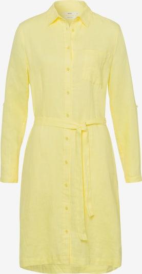 BRAX Kleid  'Gillian' in gelb, Produktansicht