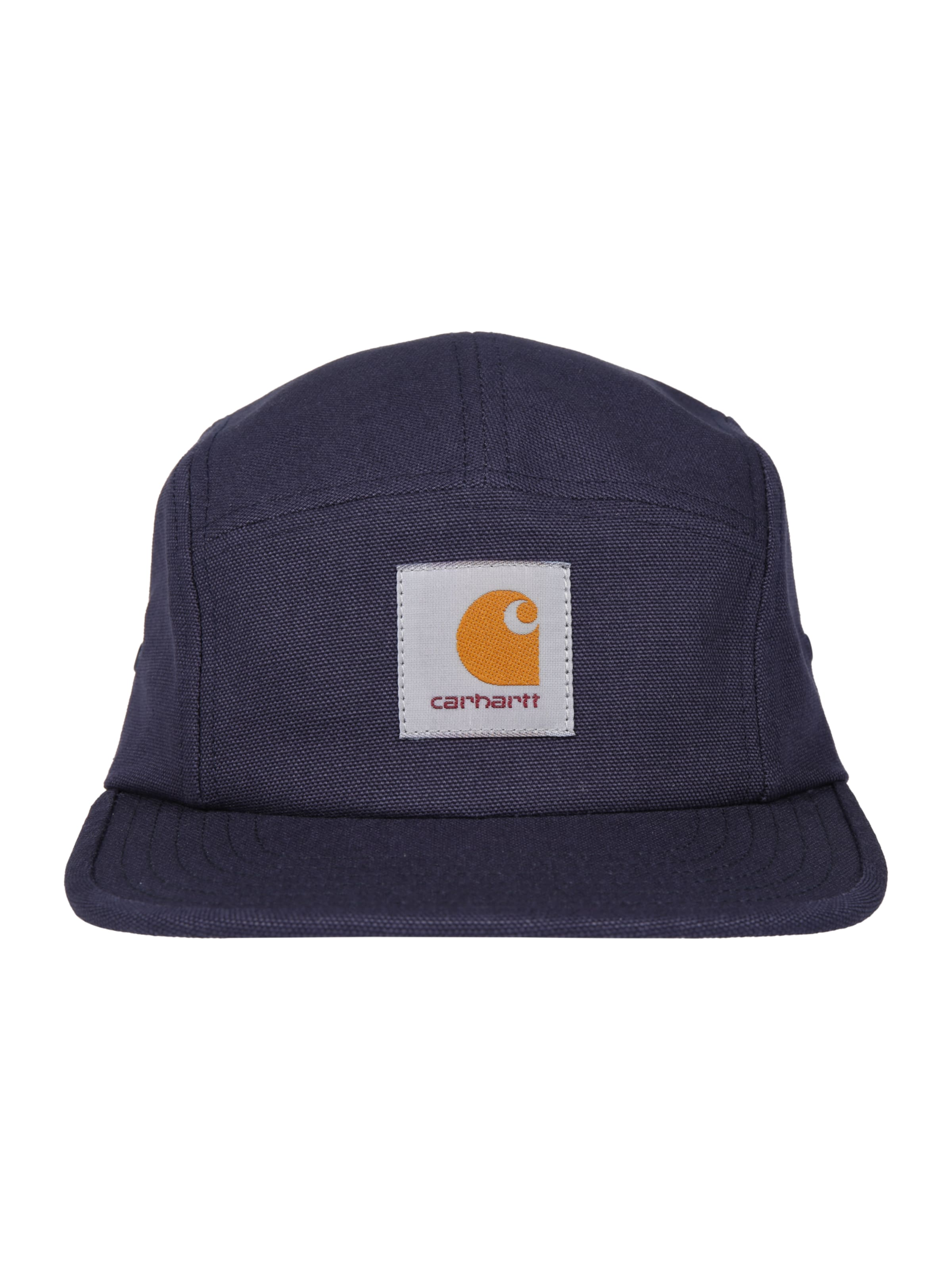 Pet Carhartt Wip 'backley' In DonkerblauwSinaasappel Wit CrdBoxeW
