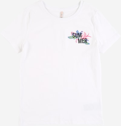 KIDS ONLY Shirt in weiß, Produktansicht