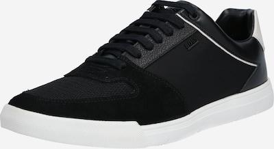 BOSS Sneaker 'Cosmopool_Tenn_mx1' in schwarz / weiß, Produktansicht