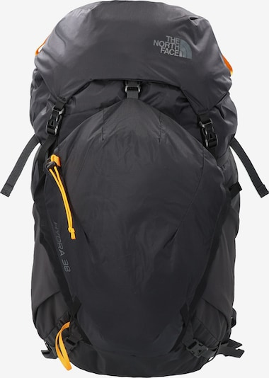 THE NORTH FACE Sac à dos de sport 'Hydra 38 RC' en jaune / noir, Vue avec produit