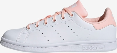 ADIDAS ORIGINALS Sneakers 'Stan Smith' in de kleur Rosa / Wit, Productweergave