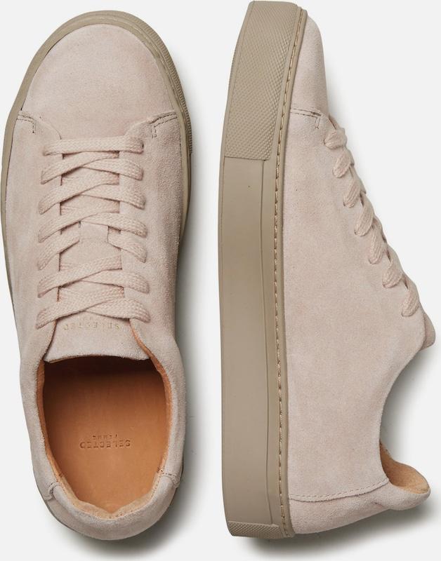 SELECTED FEMME Wildleder Sneaker Günstige und langlebige Schuhe