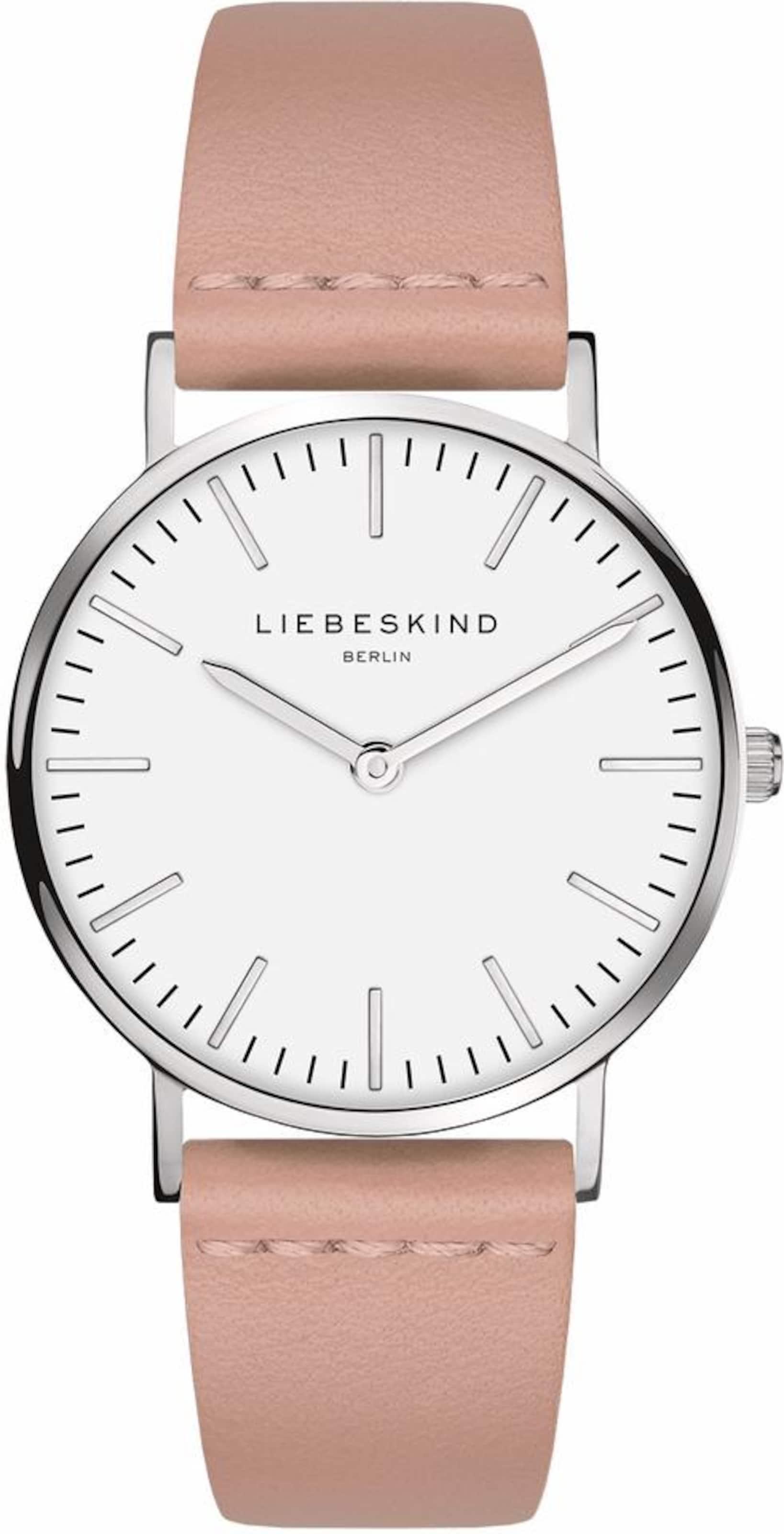 Liebeskind Berlin Quarzuhr 'LS-0008-LQB' (Set, 2 tlg.)