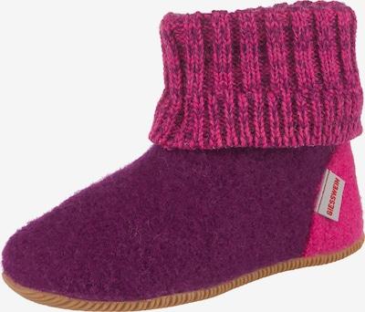 Papuci de casă 'Wildpoldsried' GIESSWEIN pe lila / roz, Vizualizare produs