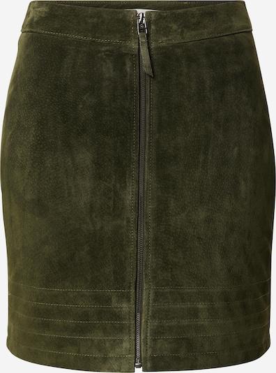 Sijonas iš VILA , spalva - tamsiai žalia, Prekių apžvalga