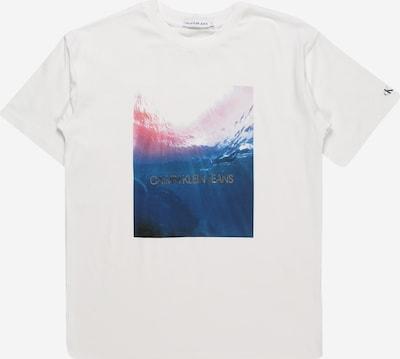 Calvin Klein Jeans Majica u miks boja / bijela, Pregled proizvoda