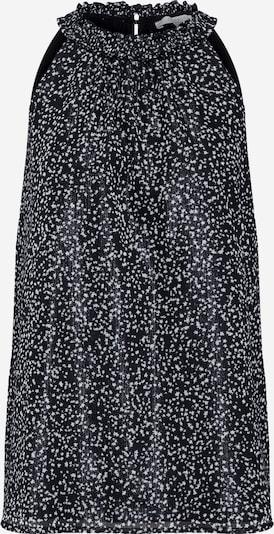 ESPRIT Top 'Fluent A-Polyes' in schwarz / weiß, Produktansicht