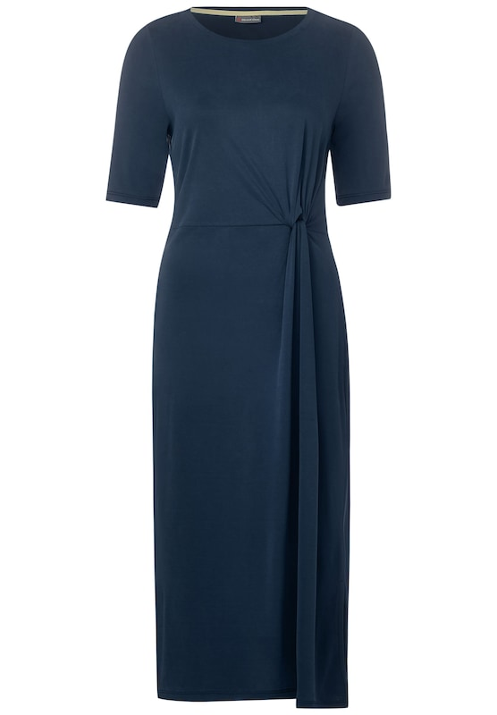 STREET ONE Midi-Kleid in blau | ABOUT YOU