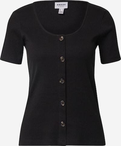 VERO MODA Shirt VMHELSINKI in schwarz, Produktansicht
