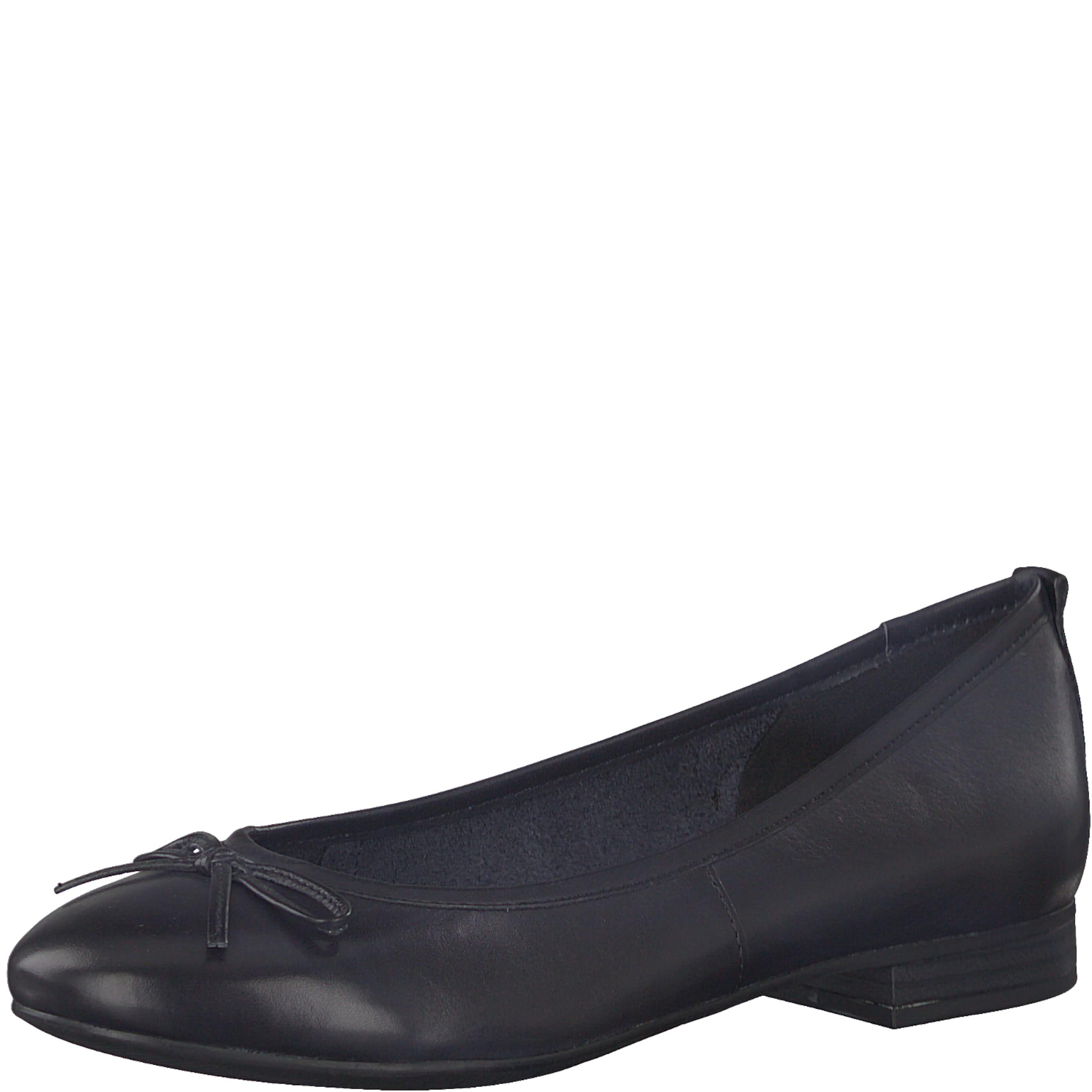 Haltbare Mode billige Schuhe TAMARIS   Ballerina mit Schleife Schuhe Gut getragene Schuhe