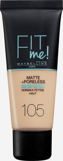 MAYBELLINE New York 'Fit me! Matte+Poreless', Make-up in elfenbein, Produktansicht