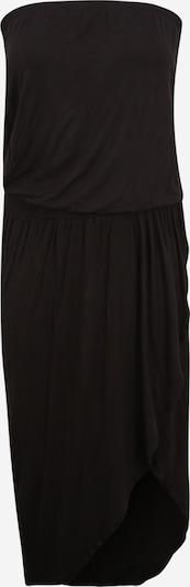 Urban Classics Curvy Robe en noir, Vue avec produit