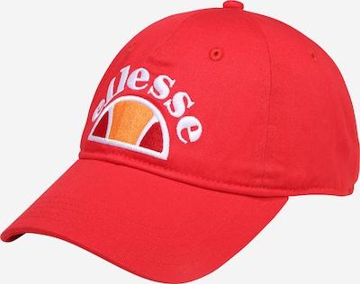 ELLESSE Kšiltovka 'SALETTO' - červená, Produkt